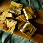 Cheesecake Brownies – gooey & moist