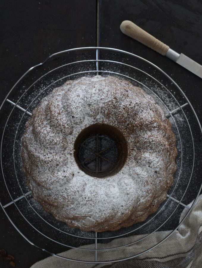 Healthy Zucchini Bundt Cake – perfect for any season!