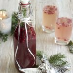 Pomegranate, Ginger & Rosemary Sirup