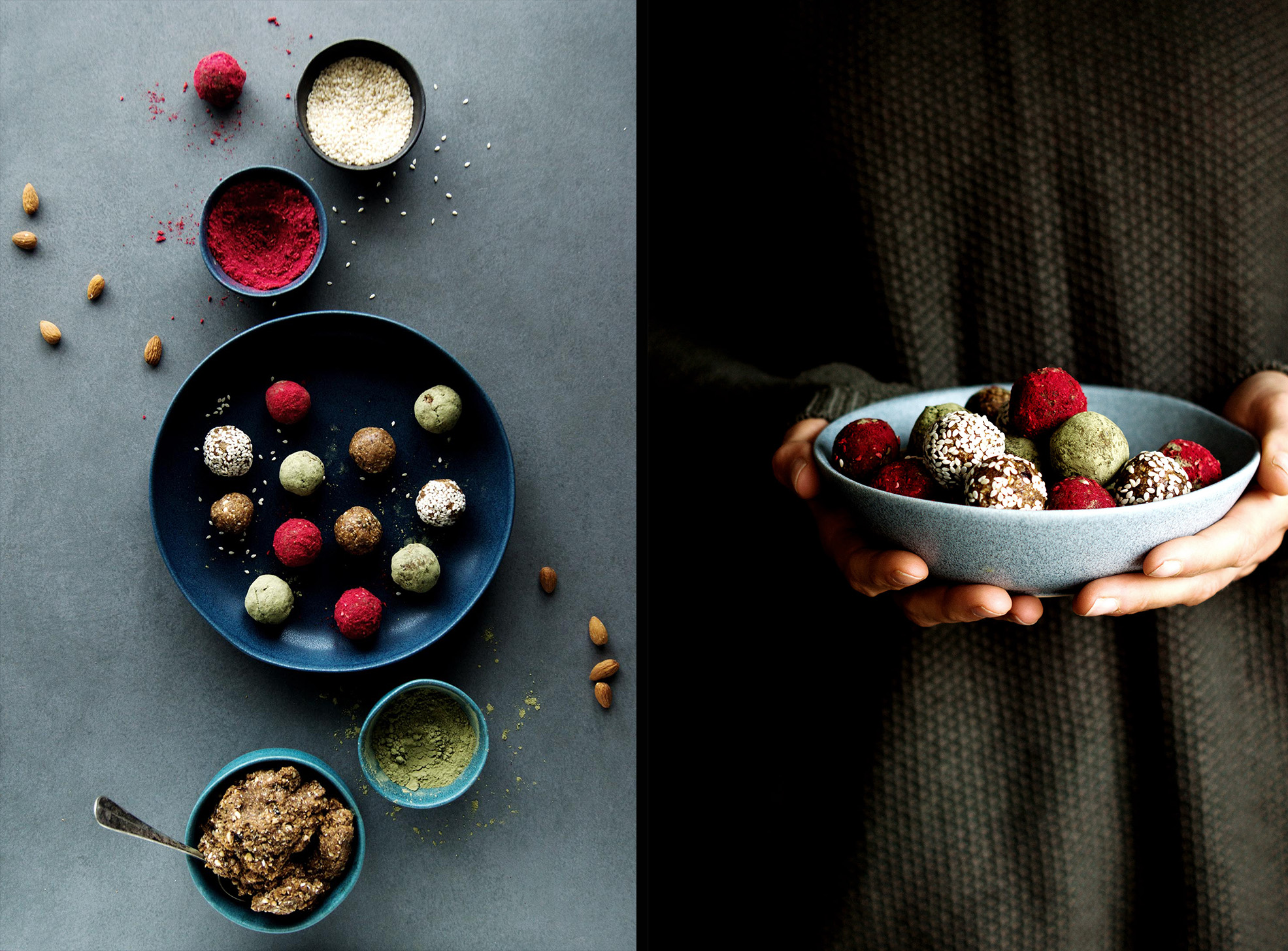 Superfood Energy Bliss Balls
