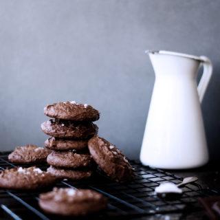 Best GF Chocolate Cookies