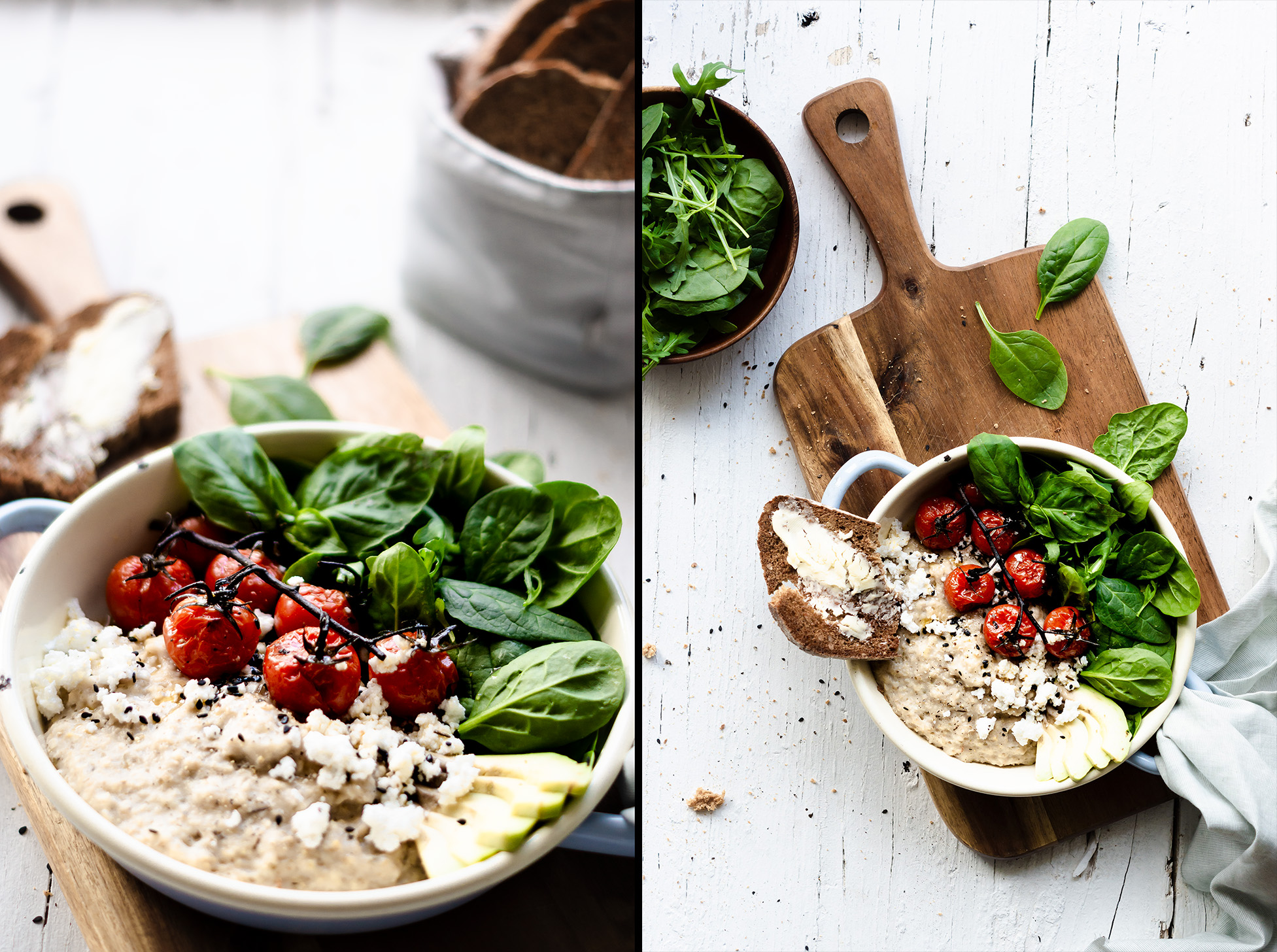 Savory Porridge Bowl